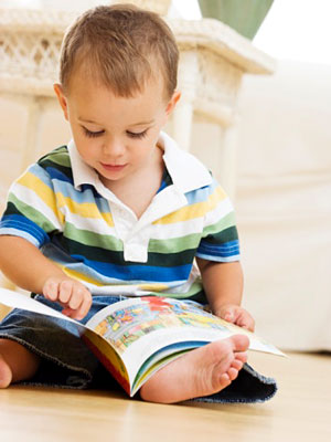 how to teach toddlers to read music