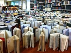 drying books