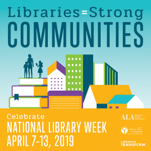 Nat Lib Week Poster