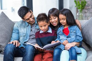 Reading to Family 2