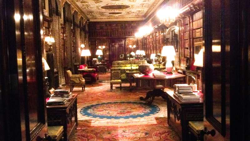 Chatsworth Library Smaller