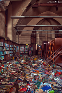abandoned library 2