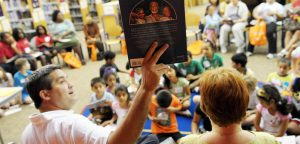Prime Time Reading program at East Bank Regional Library